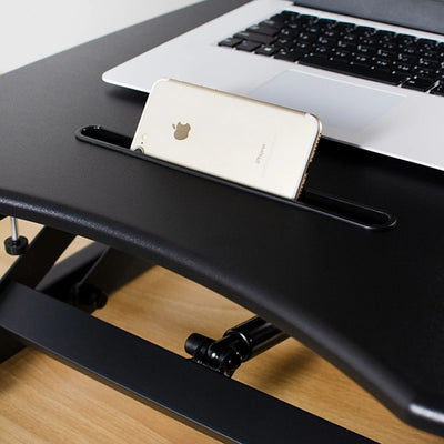 VIVO Single Top 22 Laptop Desk Riser Phone Holder