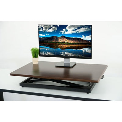Vivo Desk V000J Top Front View
