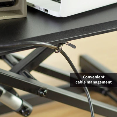 Vivo Desk V000ME  Cable Management