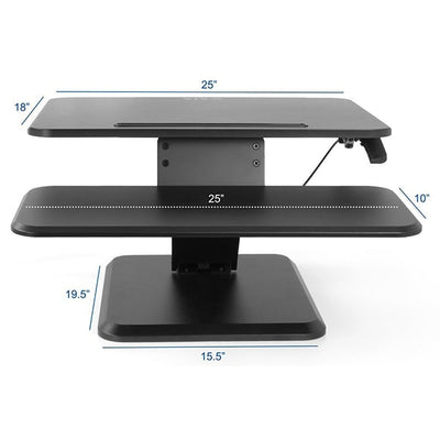 Vivo Desk V001G Dimension