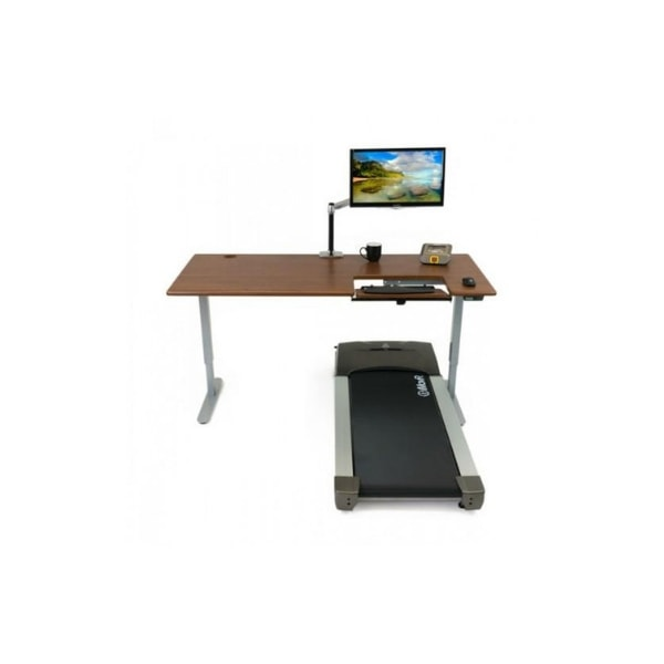 iMovR Cascade Treadmill Desk Workstation Front View