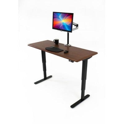 iMovR Energize Standing Desk Facing Left