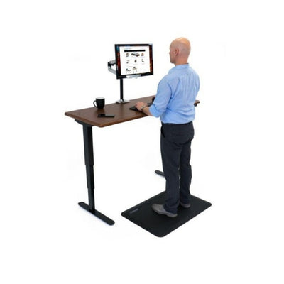 iMovR Energize Standing Desk Standing Facing Right
