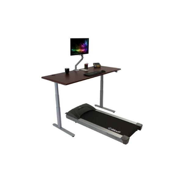 iMovR Lander Treadmill Desk 3D View