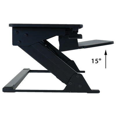 iMovR ZipLift+ 35 Black Tilt Keyboard Tray