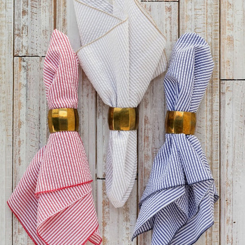 Cloth Napkins and Table Linnens