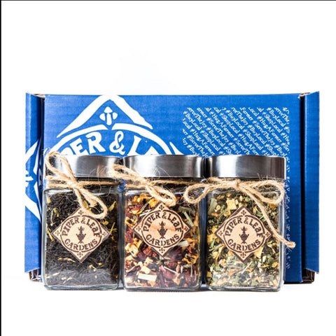 3 Jar Loose Tea Gift Set