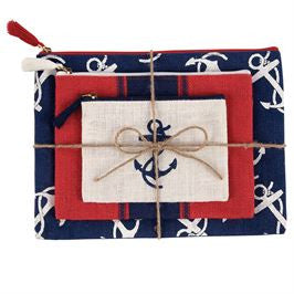 Anchor Jute Case Trio