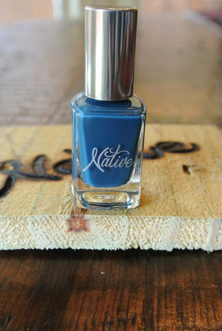 Blues Breakdown Native Nail Polish