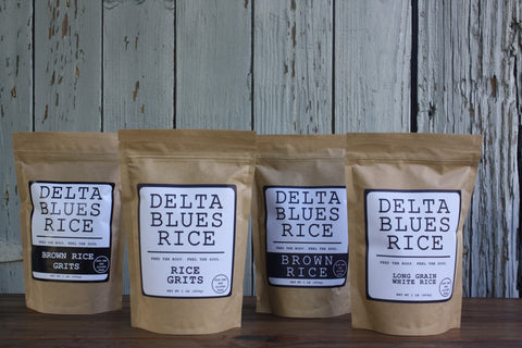 Delta Blues Rice Pack