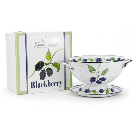 Blackberry Colander Gift Set