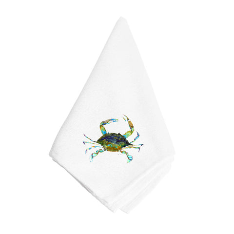 Blue Crab Dinner Napkin