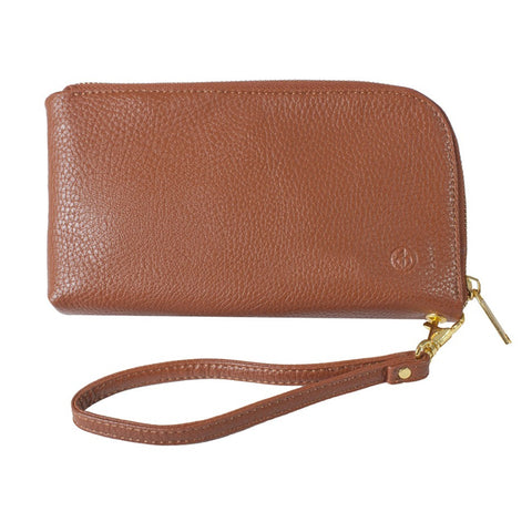 Clutch Power- Charging Clutch with Wristlet