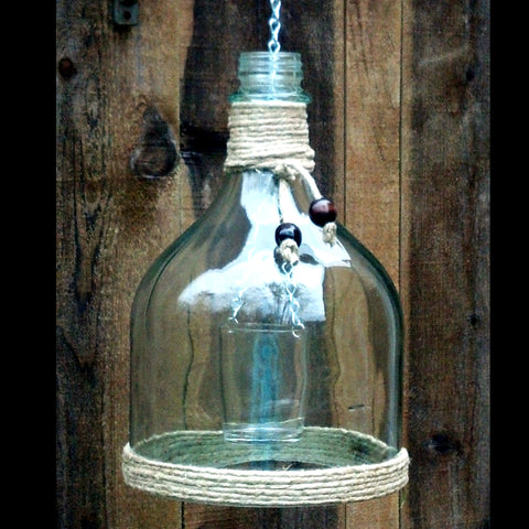 Gallon Jug Lantern