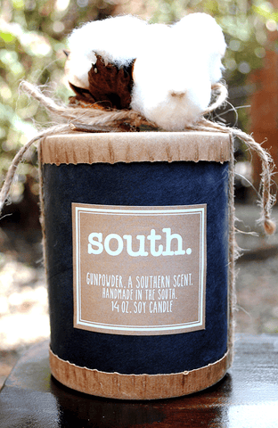 Gunpowder Scent South Candle