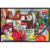 New Orleans Beers and Spices Mat