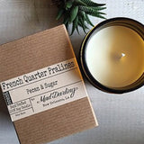 French Quarter Pralines - Pecan & Sugar Soy Candle