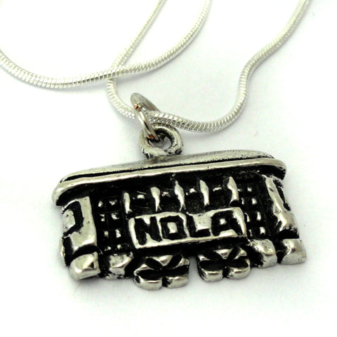 Streetcar Pendant Necklace