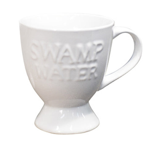 Swamp Water Footed Coffee Cup