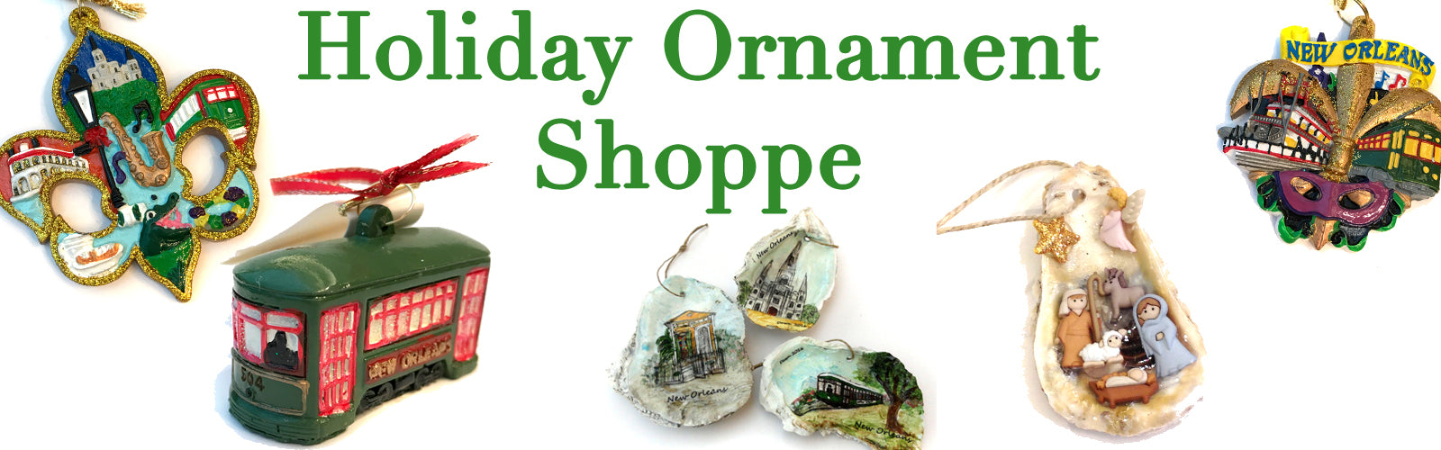 Holiday Ornament Shop