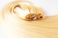 Clip in Remy Human Hair Extensions from Tressmatch