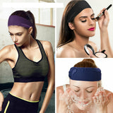 Fashion Head Wrap Hairwrap Sports Exercise Fitness (10 colors)