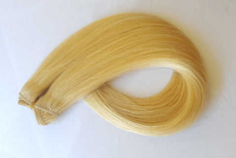 "18""-20"" Champagne/Light Blonde Weft"