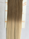 "Ombre 20""-22"" Ashy Brown/Light/Bleach Blonde 122g"