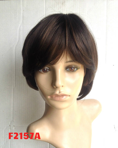 Cheap  bob cut wig for women