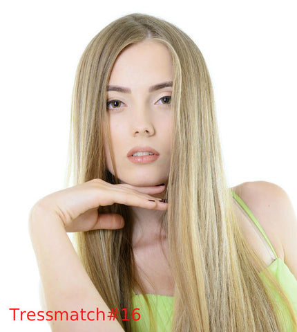 natural blonde ash blonde remy human hair extensions