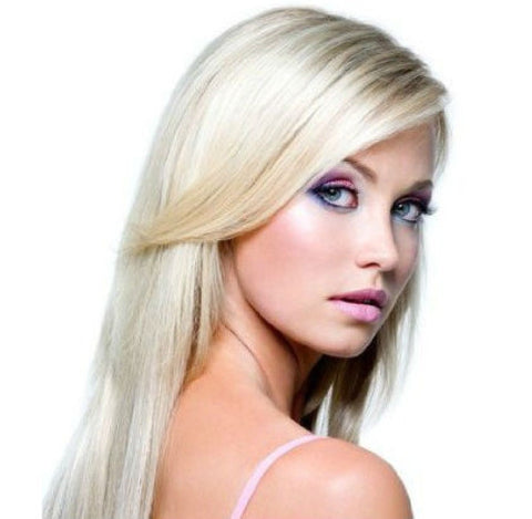 "SALE! Artisan 18""-19"" platinum blonde"