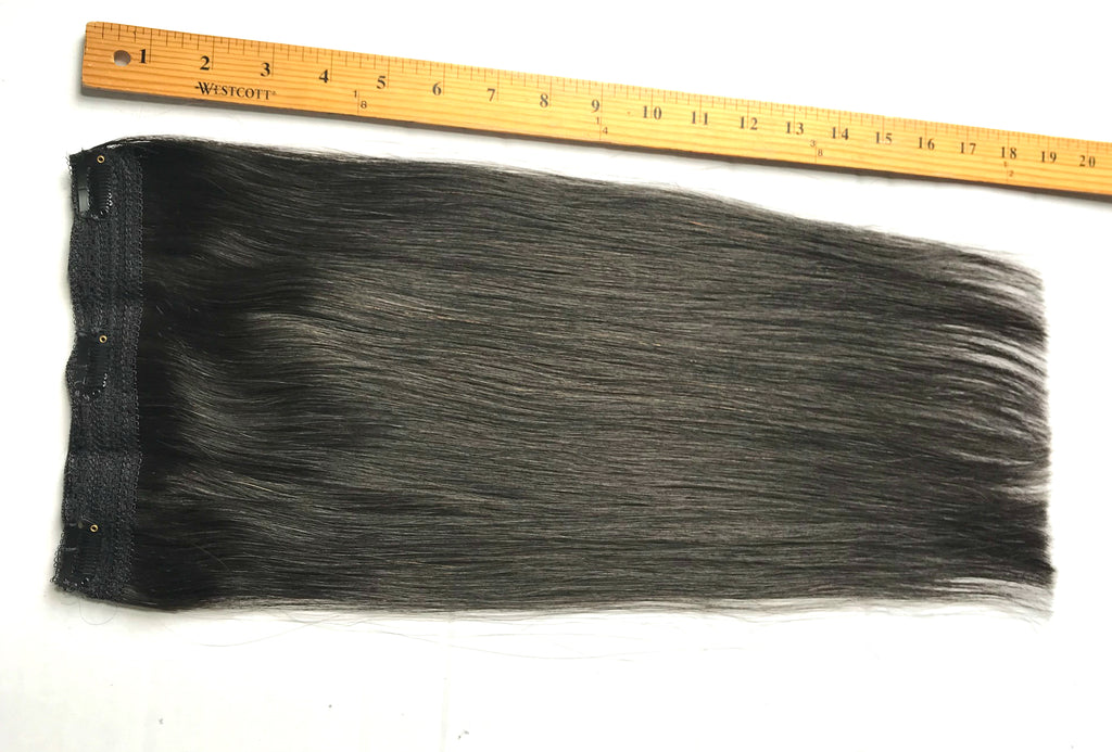 "Volumizer Thicker Wefts (18""-19"" Long, 7"" Wide, 41grams, 8 Colors Available)"
