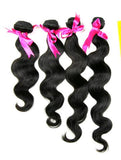 Super long brazilian bodywave bundle extensions