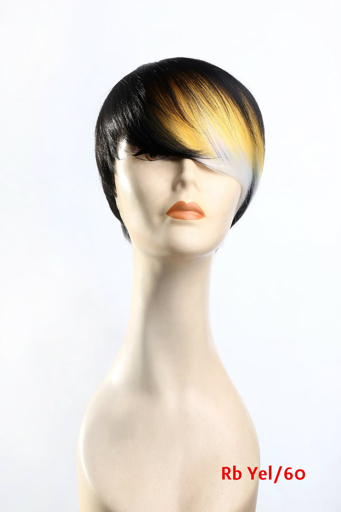 Fashion wig pixie length stylish