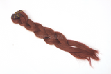 "20"" Dark Auburn/Burgundy hair extensions"