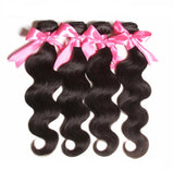 Virgin hair bundle combos