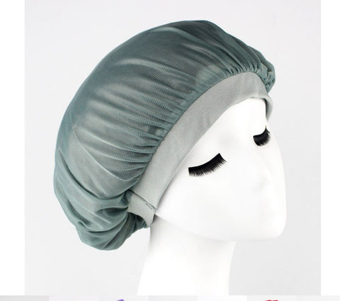 Durable band hair bonnet night cap