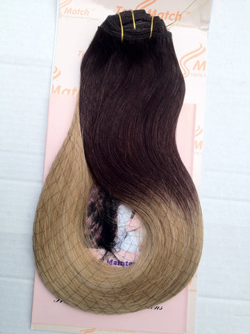 "Ombre 20""-22"" Brunette/Natural Blonde 152g"