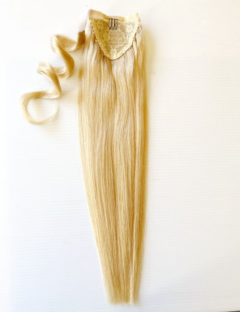 "Ponytail 18"" Light Blonde #613"