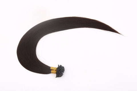 "19""-21"" Brunette Micro Loop Hair Extensions"
