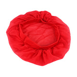 Satin Wide Band Night/Sleep Cap Bonnet (6 colors)