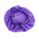 Stay on edge control satin hair bonnet