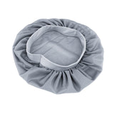 Edge control satin hair bonnet sleep cap