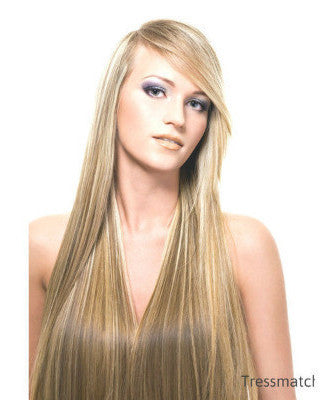 "Elite V 20"" Brown Blonde Highlights"