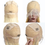 full lace wig cap contruction features