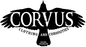 Corvus: Clothing and Curiosities