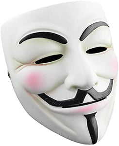 Guy Fawkes Mask - Corvus: Clothing and Curiosities