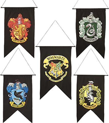 Harry Potter Banners - Corvus: Clothing and Curiosities