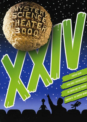 Mystery Science Theater 3000: Vol. XXIV DVD