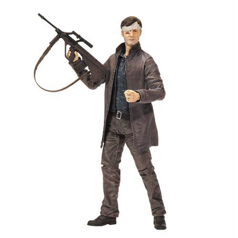 McFarlane Walking Dead TV Series 6 Governor and Long Coat Action Figure - Corvus: Clothing and Curiosities